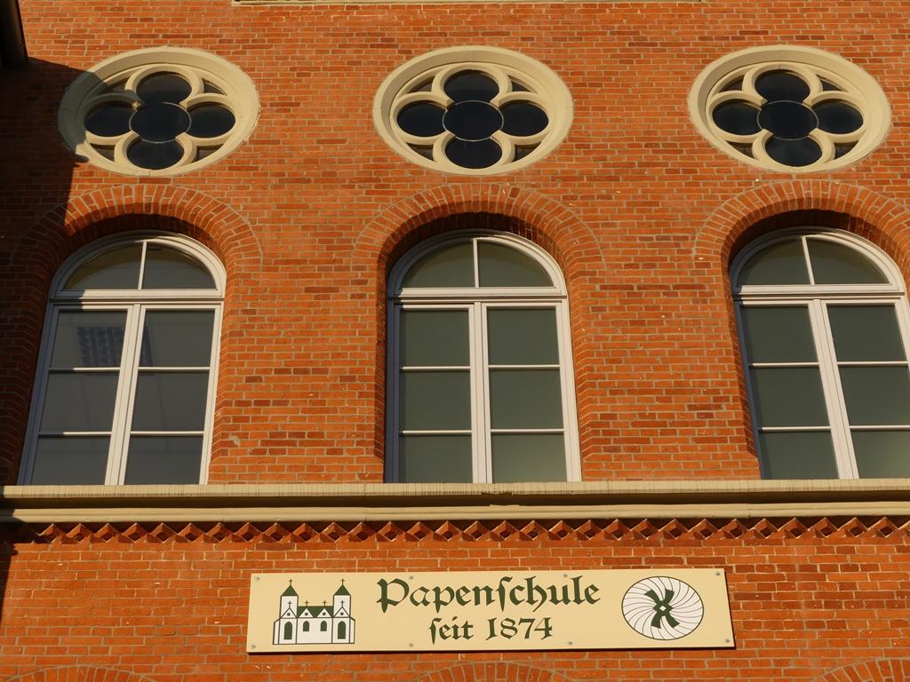 Die Papenschule Hameln seit 1874